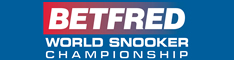 Betfred World Championship 2020